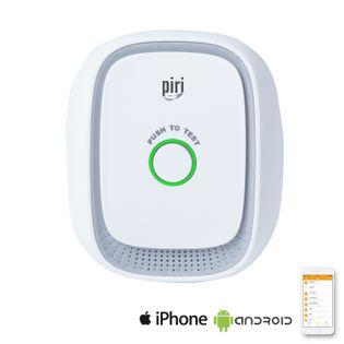 Czujnik gazu ziemnego z syreną aplikacja android iOS