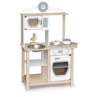 Drewniana Kuchnia z akcesoriami dla dzieci Viga Toys