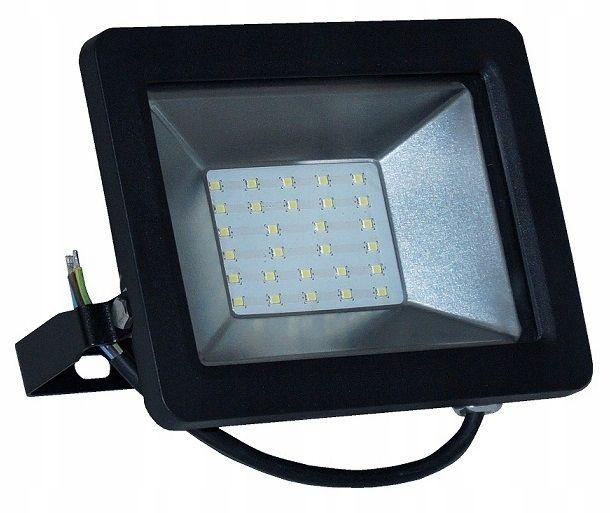 NAŚWIETLACZ LED 30W HALOGEN LAMPA ZEWNĘTRZNA SMD zdjęcie 1