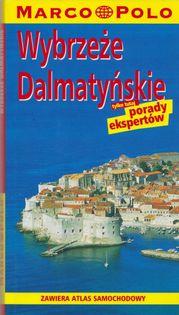 Wybrzeże Dalmatyńskie Przewodnik Marco Polo praca zbiorowa