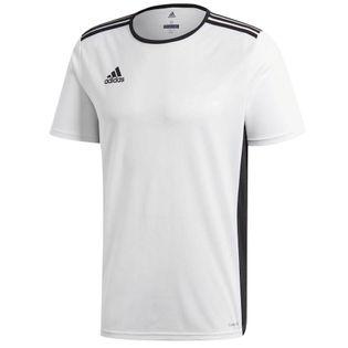 Koszulka dla dzieci adidas Entrada 18 Jersey JUNIOR biała CD8438/CF1044