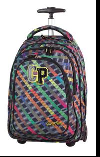 Coolpack Target  Plecak na kółkach 77682CP