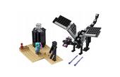 LEGO MINECRAFT Walka w Kresie 21151 zdjęcie 2