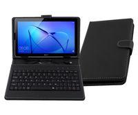 """klawiatura z etui do Huawei Mediapad T3 9.6"""" 10 uniwersalna"""