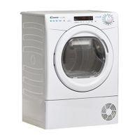 Candy Dryer Machine Cso4 H7A1De-S Energy Efficiency Class A+, Front Loading, 7 Kg, Heat Pump, Big Digit, Depth 46.5 Cm, Wi-Fi, W