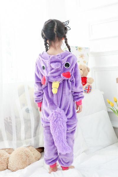 Piżama przebranie fioletowy pegaz M zdjęcie 3