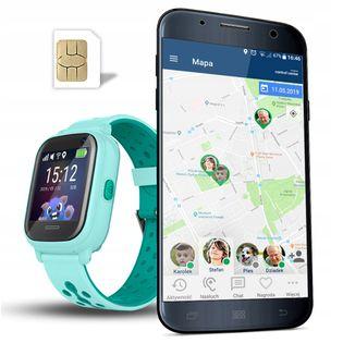 Wodoszczelny Smartwatch Dla Dzieci CALMEAN NEMO 2