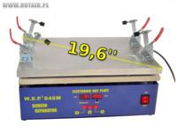 Podgrzewacz serwisowy, screen separator WEP 946M 19,6'', refurbished L
