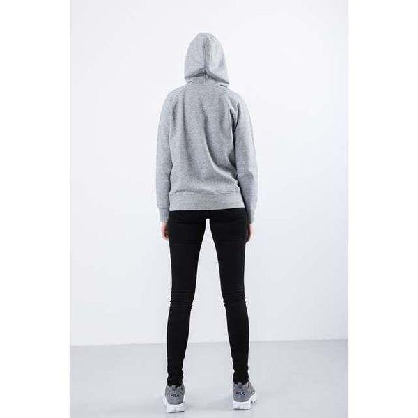 Levi/'s Hoodie Women/'s Sportswear Logo Smoke-Stack Grey Sweatshirt 35946-0000