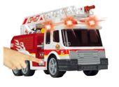 Straż Pożarna z ruchomą drabiną Dickie 3308358