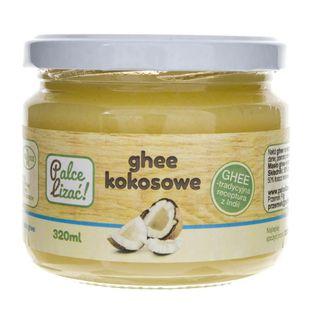 Palce Lizać Masło sklarowane ghee kokosowe - 320 ml