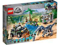 LEGO Jurassic World - Starcie z barionyksem: poszukiwanie skarbów 75935