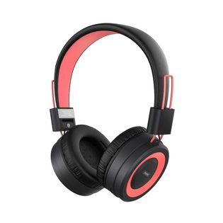 Bluetooth headphone RB-725HB support TF card pink