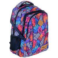 Plecak szkolny młodzieżowy Astra Hash HS-09, kolorowe liście