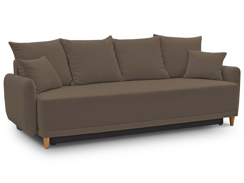 Od ręki - Rozkładana sofa Sui w stylu skandynawskim - od PRODUCENTA zdjęcie 2
