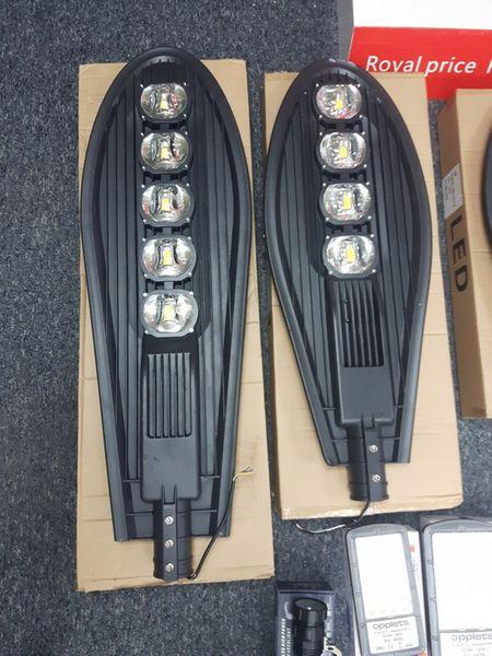Lampa uliczna halogen naświetlacz SMD LED 200W zdjęcie 5