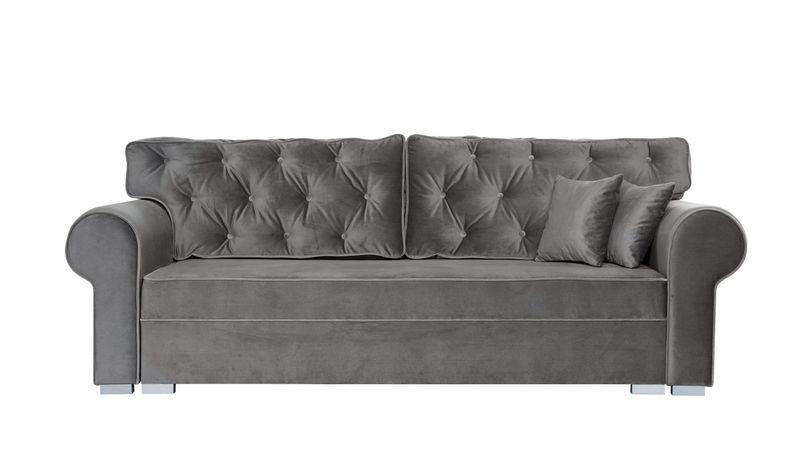Sofa Kanapa 250cm Beżowa MONIKA PIK  różne kolory obić NC zdjęcie 10