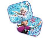 Samochodowe osłonki, zasłonki przeciwsłoneczne 44x35cm, 2 szt., Disney Anna & Elsa