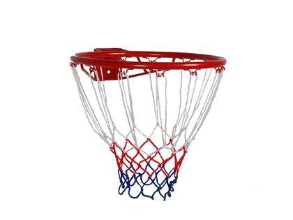 Obręcz do koszykówki z siatką