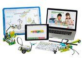LEGO EDUCATION WeDo 2.0 45300 zestaw bazowy + soft zdjęcie 8