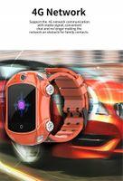 Smartwatch dla dzieci Lokalizator GPS 4G video wideo rozmowa WIFI