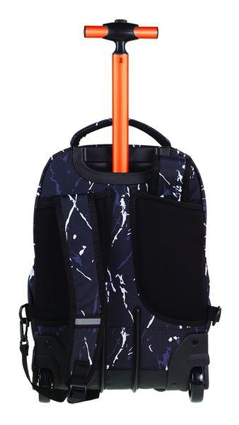 364810eff1f4c Plecak CoolPack SWIFT na kółkach czarny marmur, BLACK MARBLE + gratis  (86735CP) zdjęcie