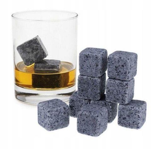 Whisky stones Kamienie lodowe kostki Whiskey Rocks na Arena.pl