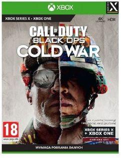 Gra Call Of Duty: Black Ops - Cold War Pl (Xone)