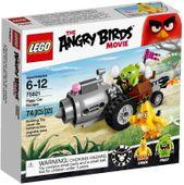 LEGO ANGRY BIRDS 75821 Ucieczka Samochodem Świnek