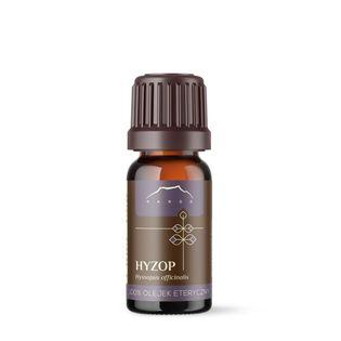 Olejek hyzopowy 100% eteryczny 10 ml Nanga