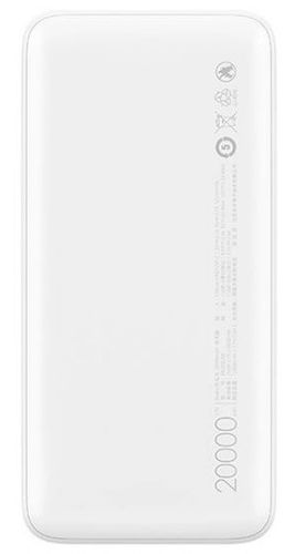 XIAOMI REDMI POWER BANK 20000MAH 2xUSB + USB-C BIAŁY na Arena.pl