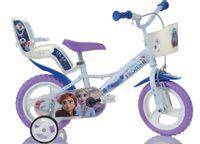 Włoski rowerek rower Frozen 12 cali  rower Kraina Lodu 12 cali