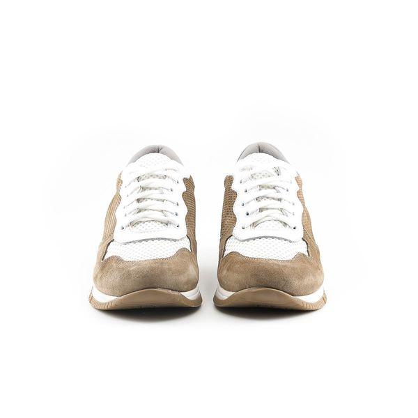 Made in Italia męskie buty sportowe brązowy 45 zdjęcie 4