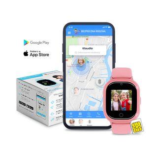 Locon Watch Lite — Wodoodporny Smartwatch GPS dla dziecka