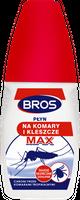 Bros   Płyn Na Komary I Kleszcze Max - 50 Ml