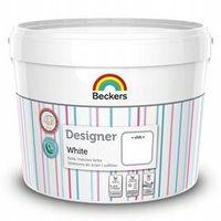 Beckers Designer White Biała farba lateksowa 1L P