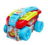 Mattel Mega Bloks Wózek - Sorter kształtów
