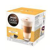 Kawa w Kapsułkach z Etui Nescafé Dolce Gusto 70676 Latte Macchiato (16 uds) Wanilia