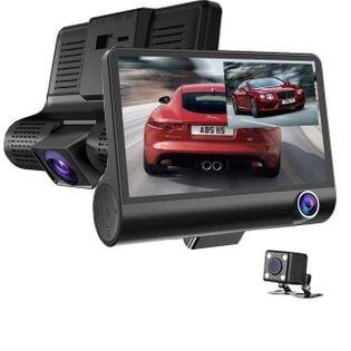 REJESTRATOR KAMERA COFANIA 3 kamery FULL HD CDR820