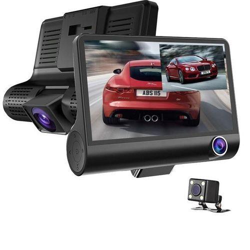 REJESTRATOR KAMERA COFANIA 3 kamery FULL HD CDR820 na Arena.pl