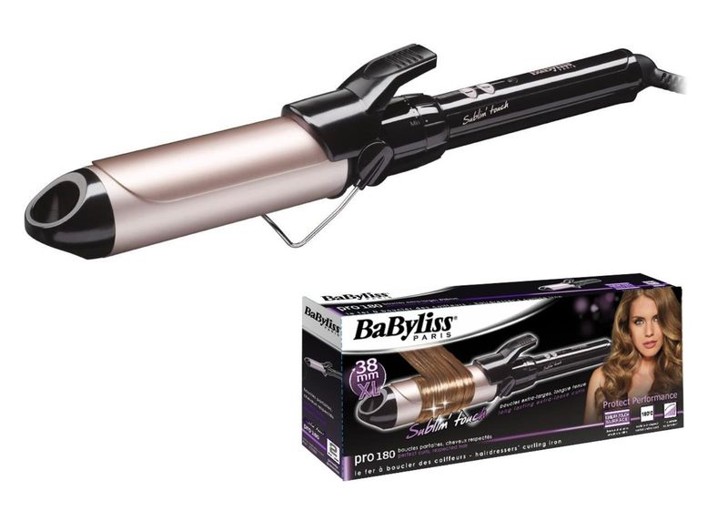 Lokówka Babyliss Pro 180 XL C338E   38mm zdjęcie 1