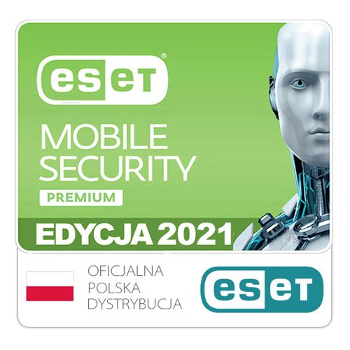 ESET Mobile Security Premium 1st / 2 Lata Odnowienie na Arena.pl