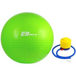 Piłka gimnastyczna z masażerem Half Fit 65 cm Eb fit