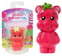 Barbie Dreamtopia Kraina Słodkości Figurka  Truskawkowy Miś