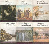 Dzieje Narodu i Państwa Polskiego Zestaw 6 zeszytów Praca zbiorowa