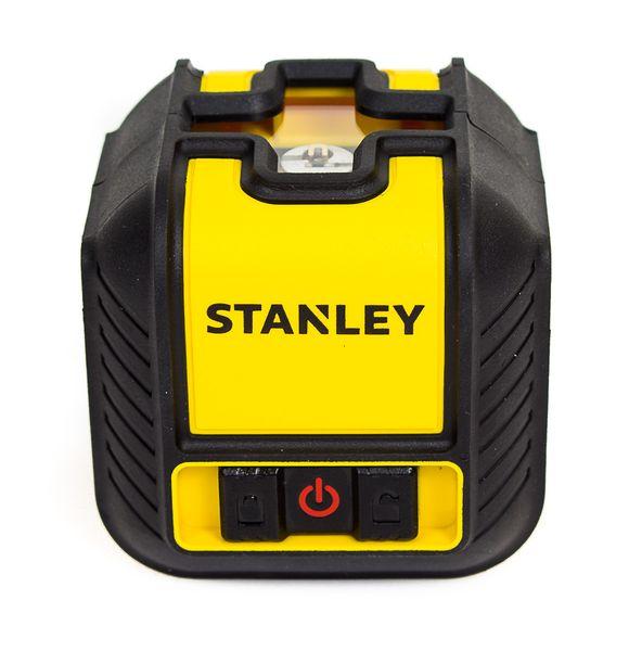 Stanley cubix STHT77498-1 Laser krzyżowy poziomica zdjęcie 10
