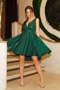 BIC 2215 asymetryczna sukienka 38/40 WESELE___24h