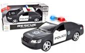 Samochód policyjny Radiowóz interaktywny dźwięki i światła Y259 zdjęcie 13