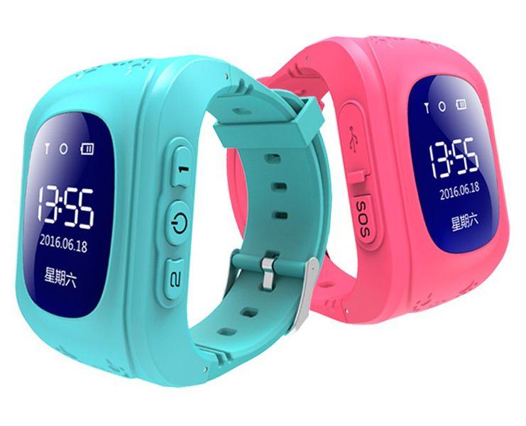 SmartWatch zegarek dla dzieci z lokalizatorem GPS SIM T266 zdjęcie 1