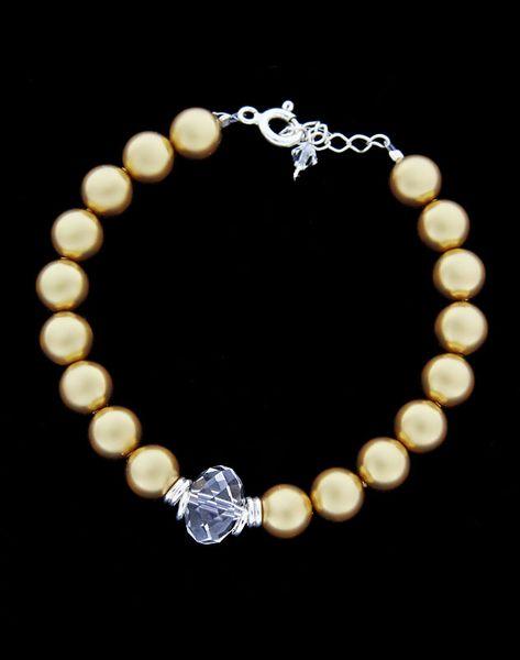 bransoletka z elementami Swarovski® zdjęcie 4